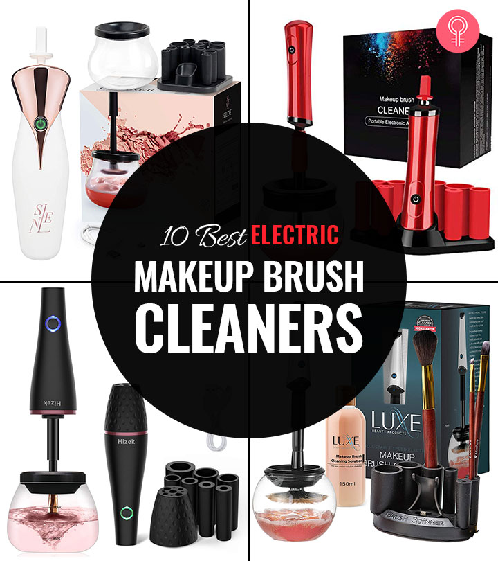 10 Best Electric Makeup Brush Cleaners