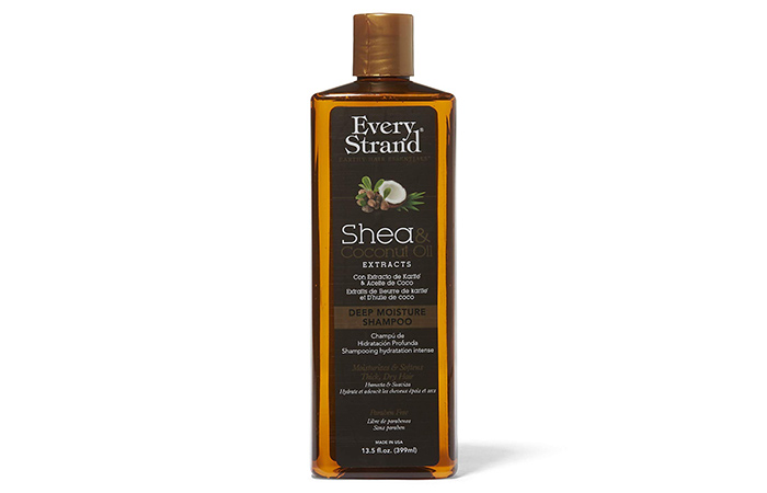 Every Strand Shea & Coconut Oil Deep Moisture Shampoo