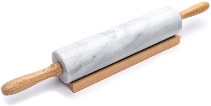Fox Run Polished Marble Rolling Pin