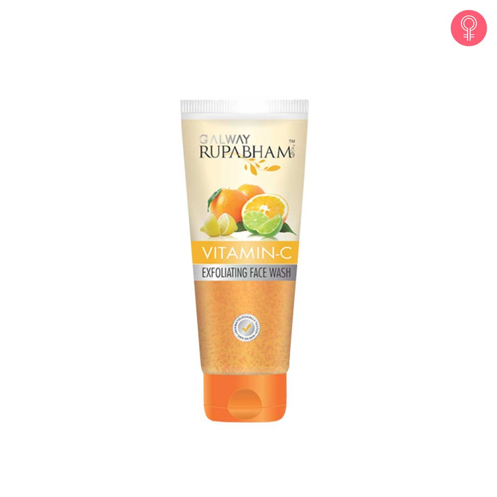 Galway Rupabham Vitamin C Face Wash