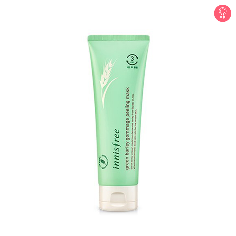 Innisfree Green Barley Gommage Peeling Mask