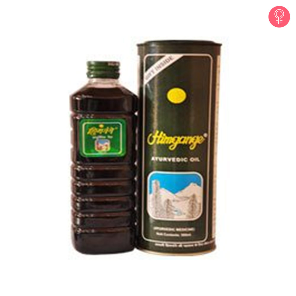 Himgange Ayurvedic Hair Oil