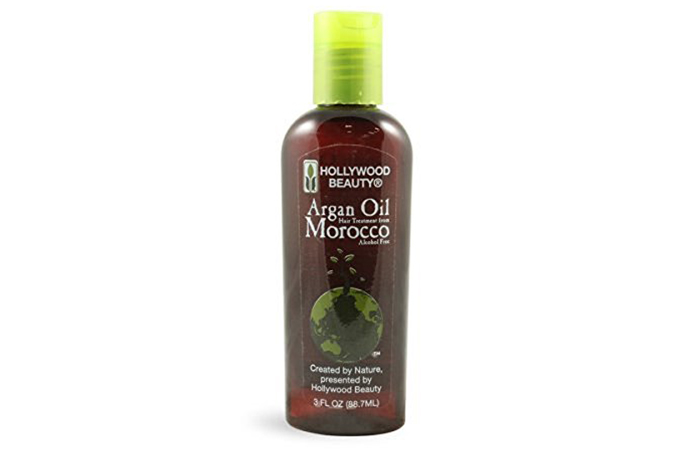 Hollywood Beauty Argan Oil Hair