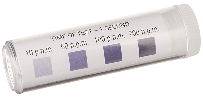 Home Brew Ohio Chlorine Test Papers