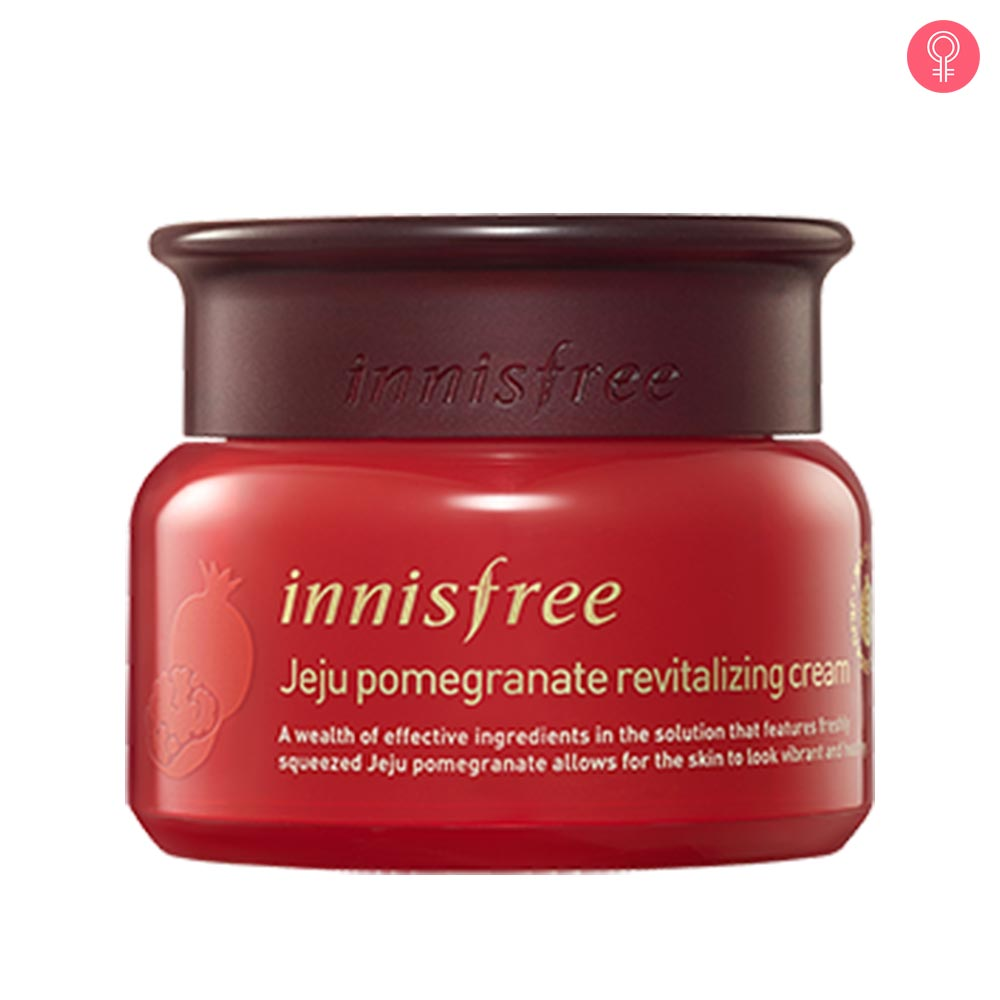 Innisfree Jeju Pomegranate Revitalizing Cream