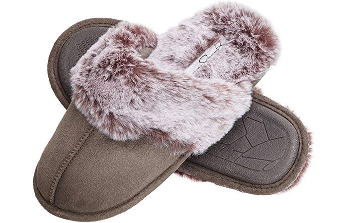 Jessica Simpson Comfy Faux Fur Women's