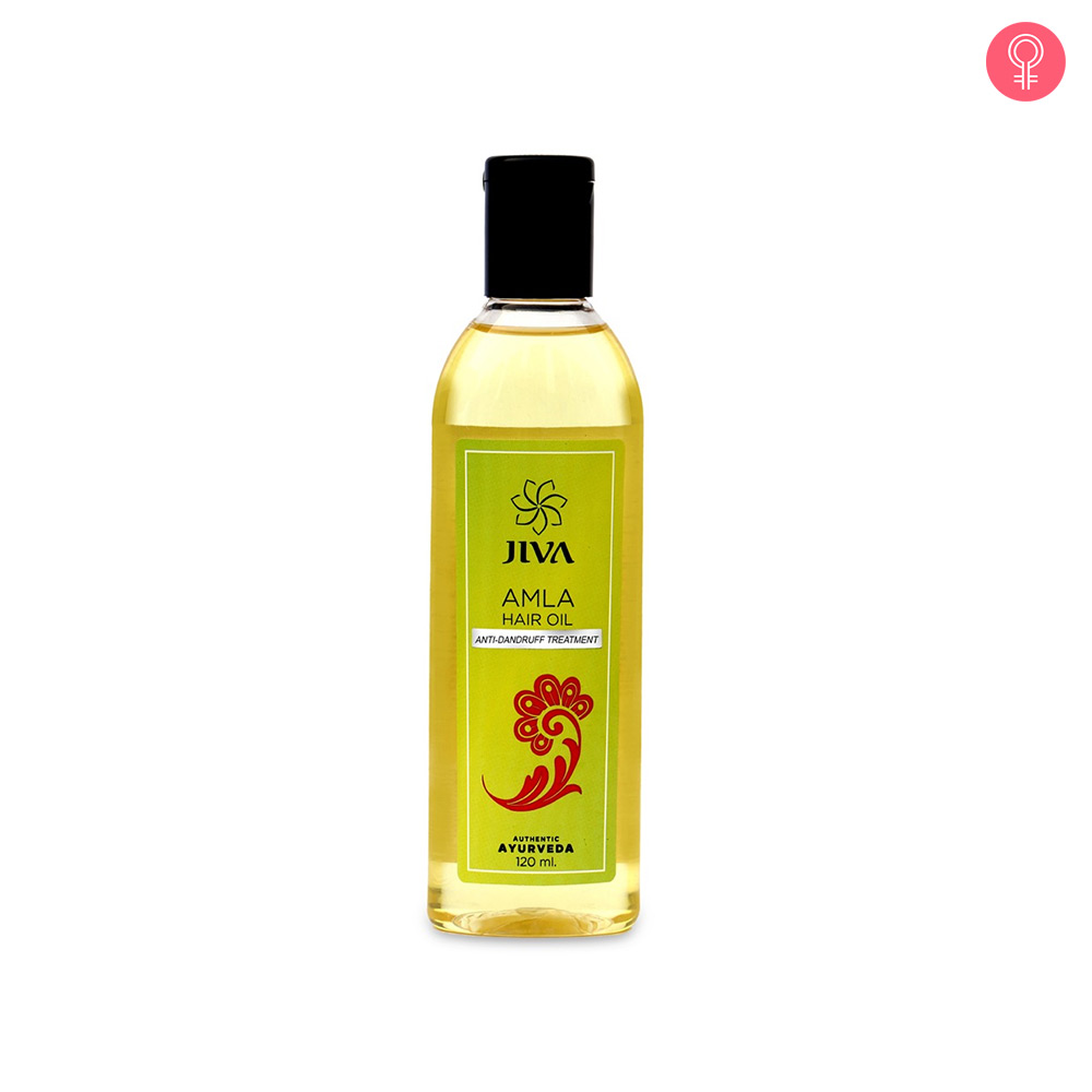 Jiva Ayurveda Amla Hair Oil