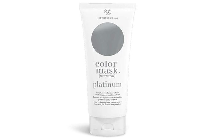 KC Professional Color Mask Treatment Platinum