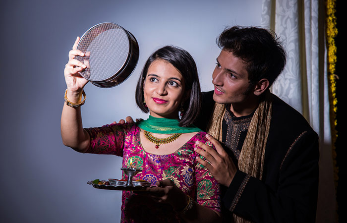 Karwa Chauth Message for Wife in hindi