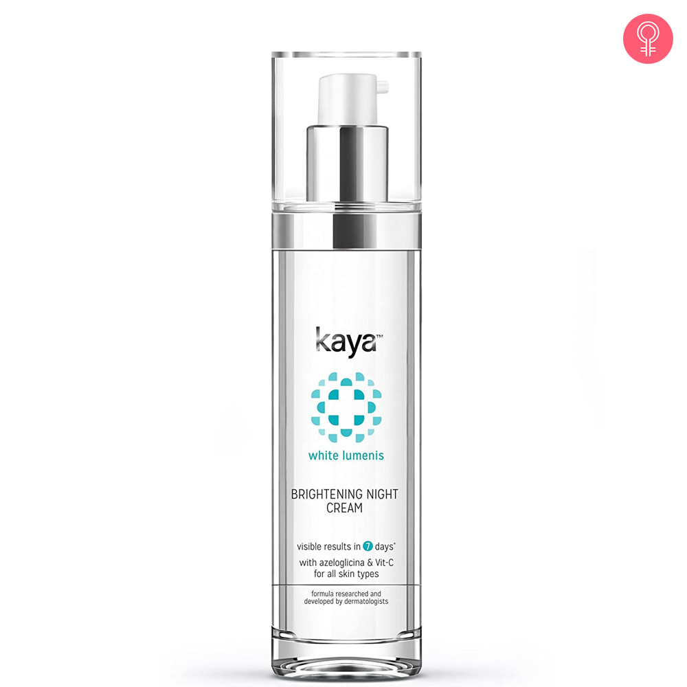 Kaya Skin Clinic Brightening Night Cream
