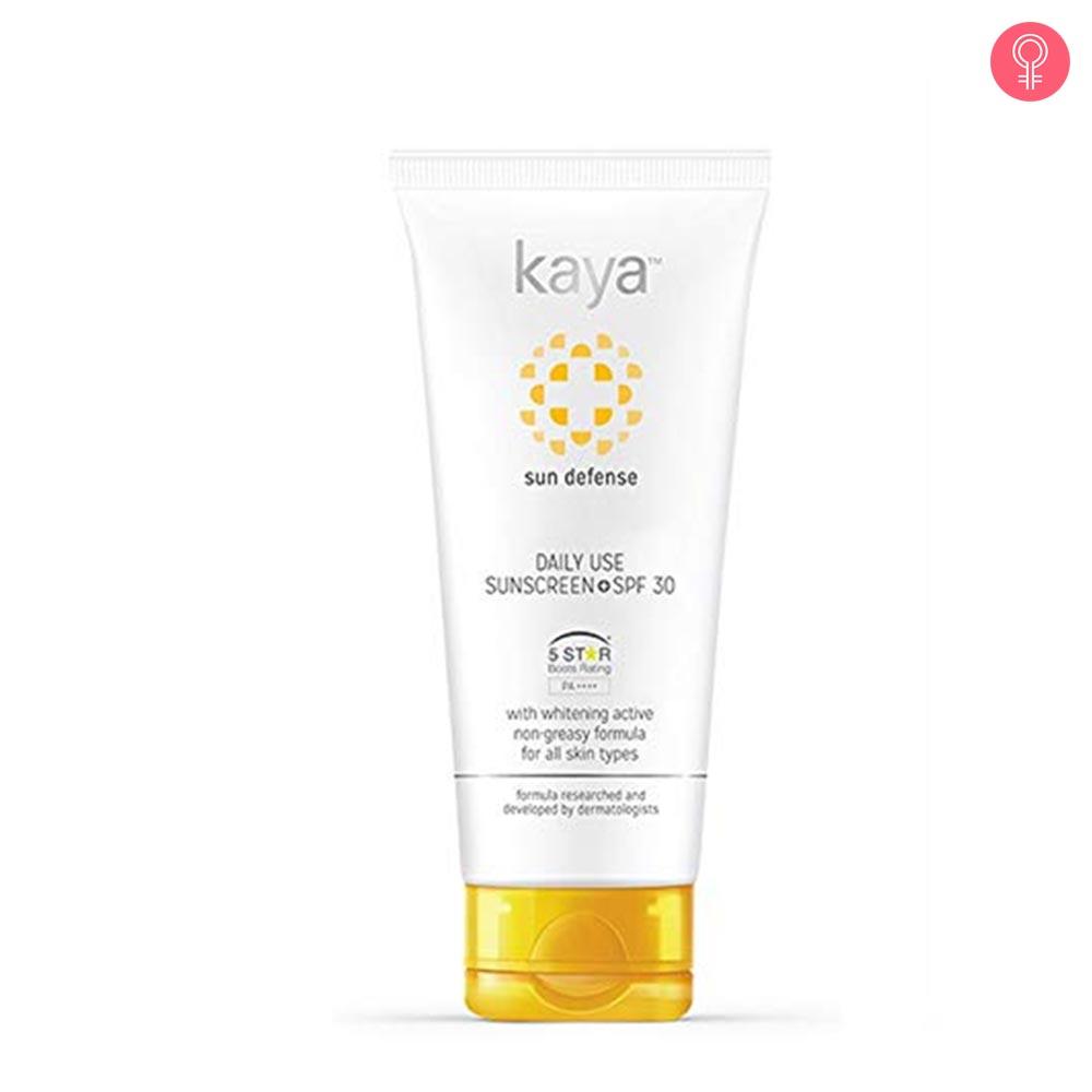 Kaya Skin Clinic Daily Use Sunscreen