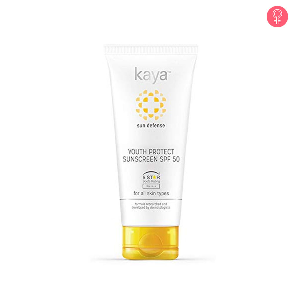 Kaya Youth Protect Sunscreen SPF 50
