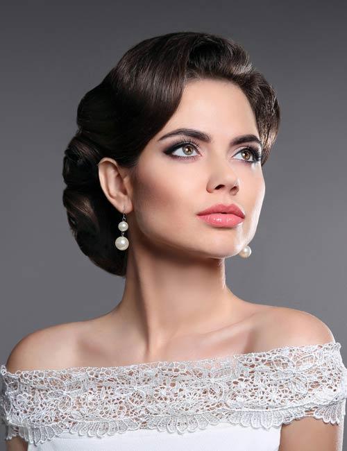 Klassisch Braut Friseuren
