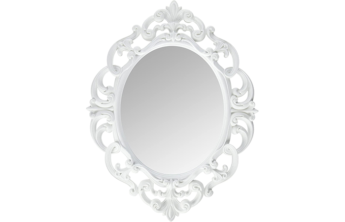 Kole Oval Vintage Wall Mirror