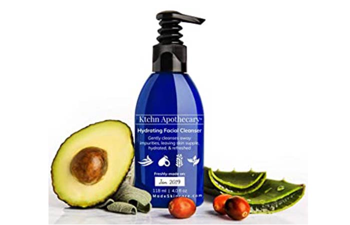 Ktchn Apothecary Hydrating Facial Cleanser