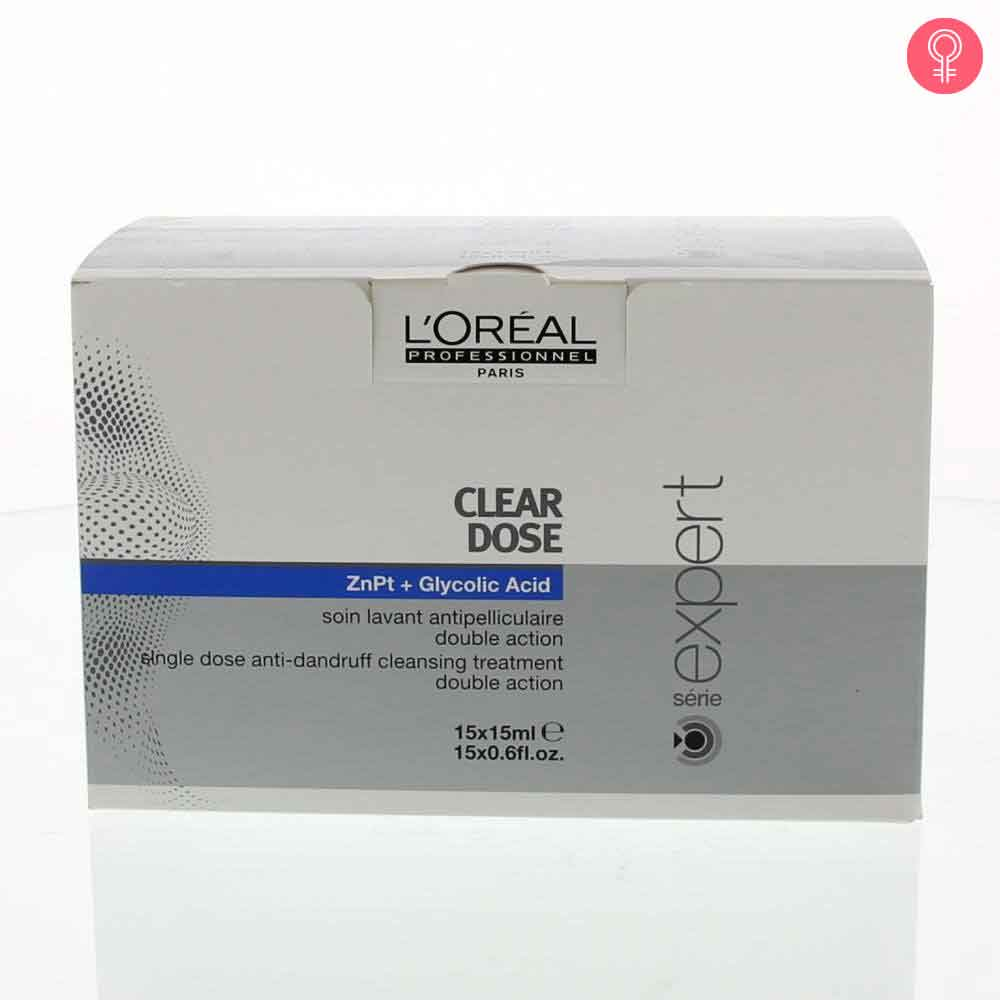 L'Oreal Professionnel Serie Expert Clear Dose