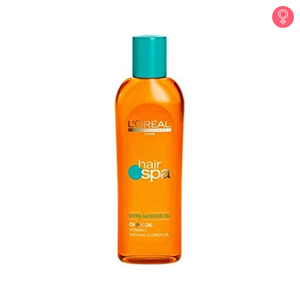 L'Oreal Professionnel Hair Spa Extra Nutritive Oil