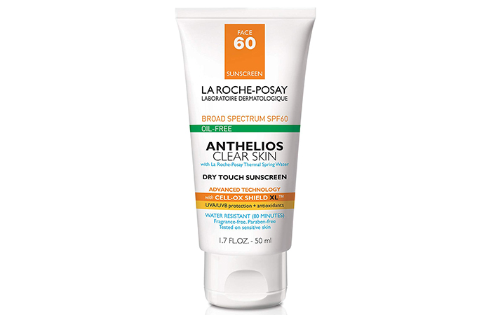 La Roche-Posay Anthelios Clear Skin Dry Touch Sunscreen.jpg