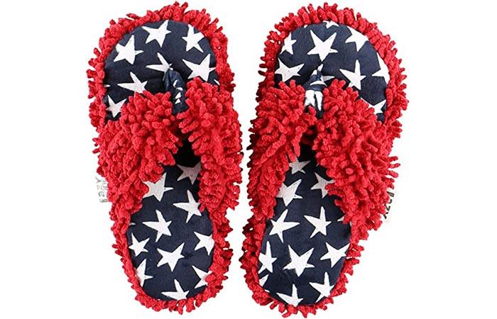 LazyOne Spa Slippers