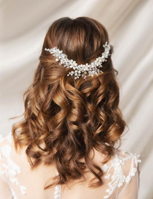 Locken Braut Friseuren