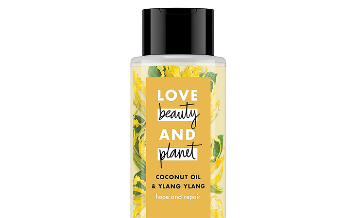 Love Beauty and Planet Coconut Oil & Ylang Ylang Shampoo