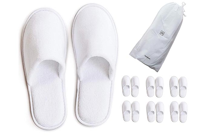 MODLUX Spa Slippers