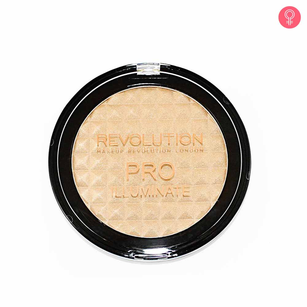 Makeup Revolution Pro Illuminate Highlighter