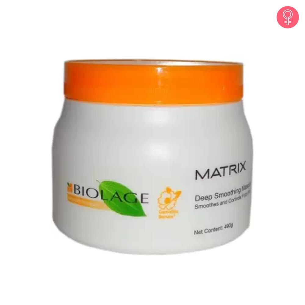 Matrix Biolage Deep Smoothing Masque