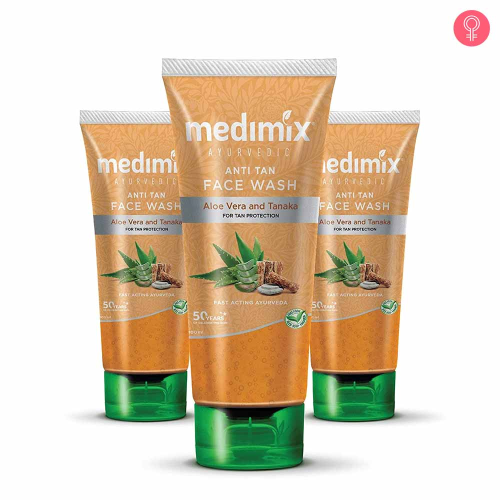 Medimix Ayurvedic Anti Tan Face Wash