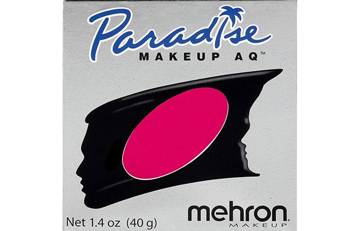 Mehron Makeup Paradise Makeup