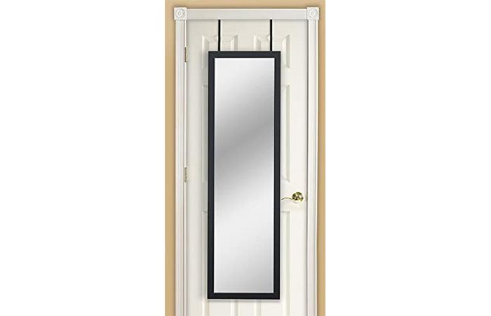 Mirrotek Framed Wall Or Door Mirror