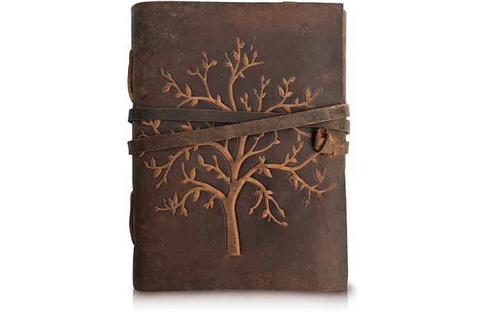 Moonster Handmade Leather Journal