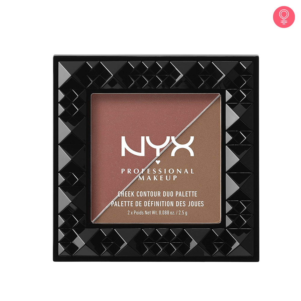 NYX Professional Makeup Cheek Contour Duo Palette