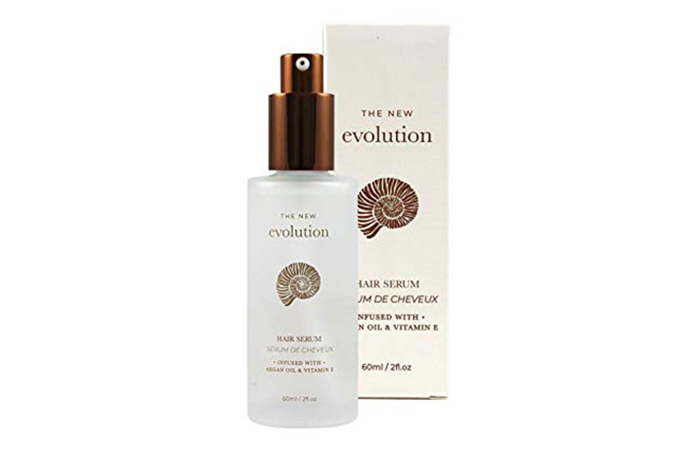 New Evolution Argan Oil Hair