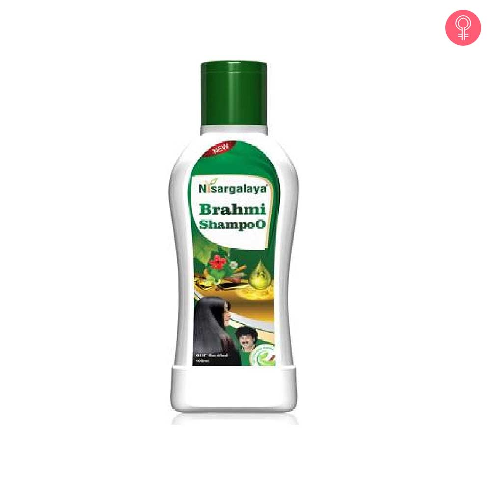 Nisargalaya Brahmi Shampoo