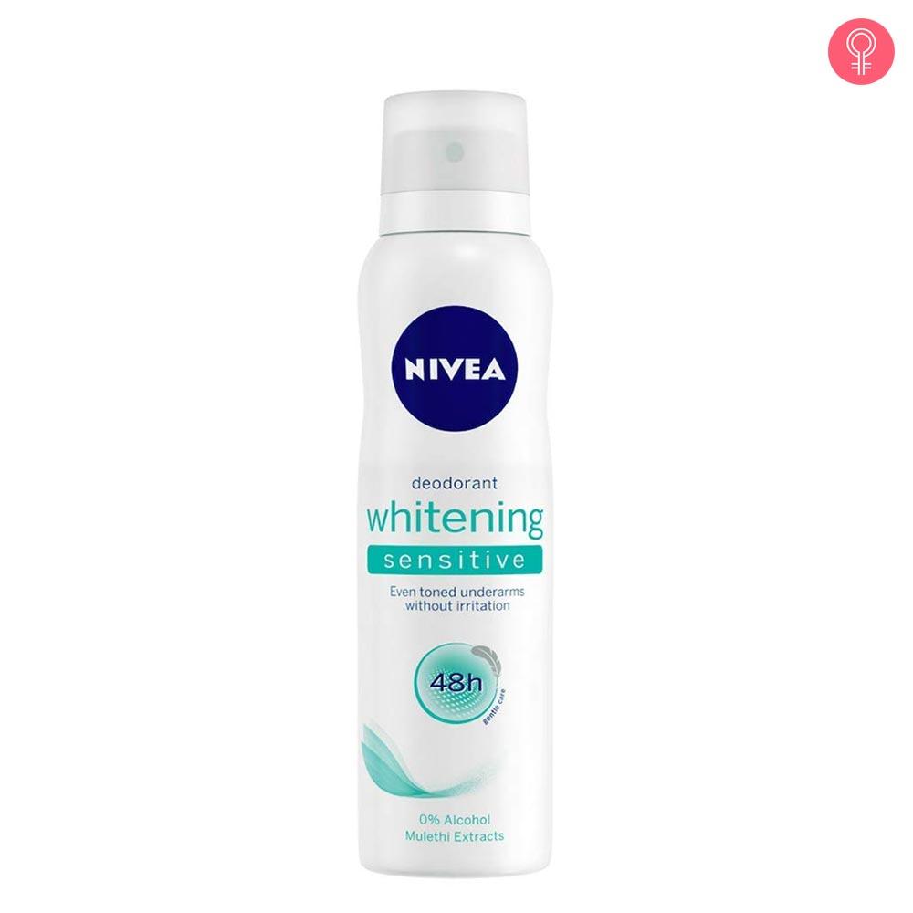 Nivea Whitening Sensitive Deodorant