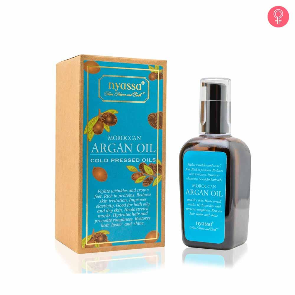 Nyassa Moroccan Argan Oil