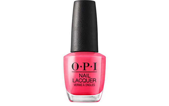OPI Nail Lacquer- Strawberry Margarita