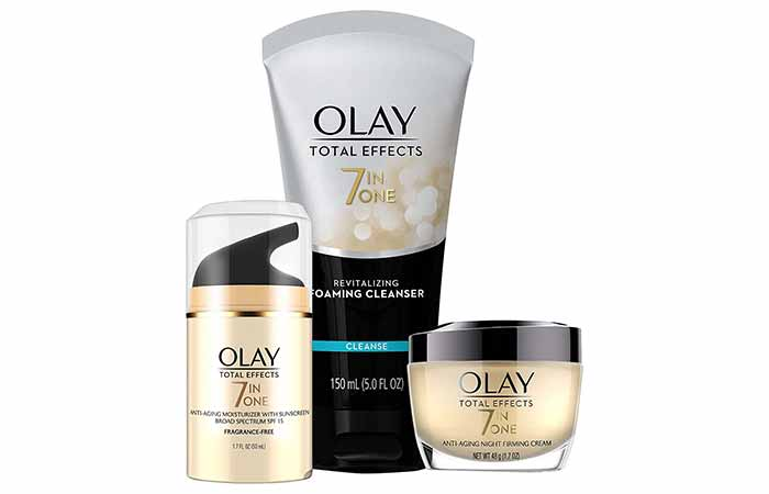 Olay Total Effects Makeup Gift Set
