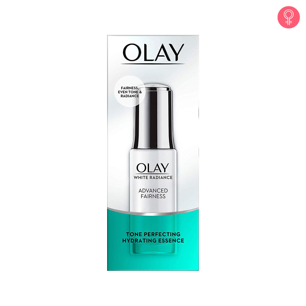 Olay White Radiance Advanced Fairness Tone Perfecting Hydrating Essence