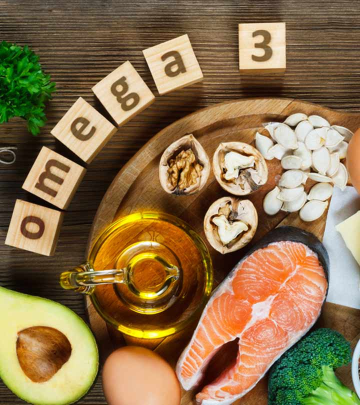 Omega 3 Fatty Acid Rich Foods in Hindi