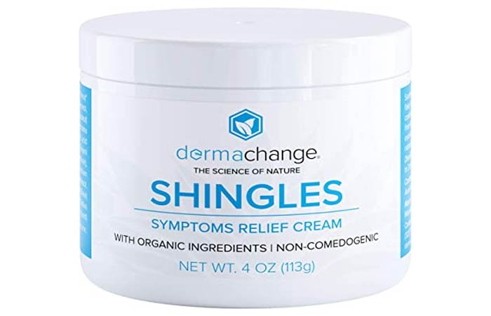 Organic Shingles Treatment and Relief Cream with Manuka Honey