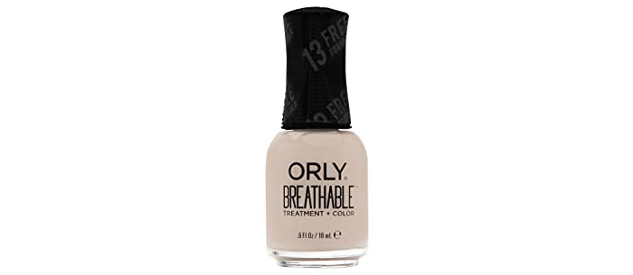 Orly Breathable Nail Color- Staycation