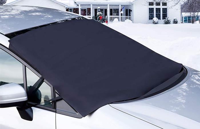 OxGord Windshield Snow Cover Sun Shade
