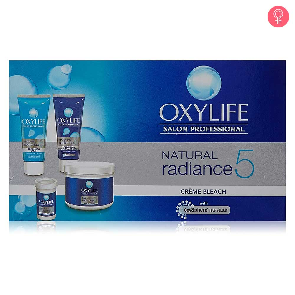 OxyLife Natural Radiance 5 Creme Bleach