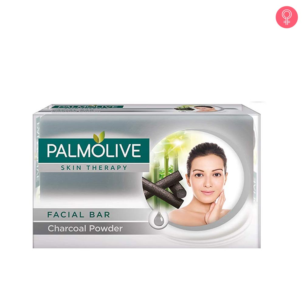 Palmolive Skin Therapy Facial Bar with Charcoal Powder