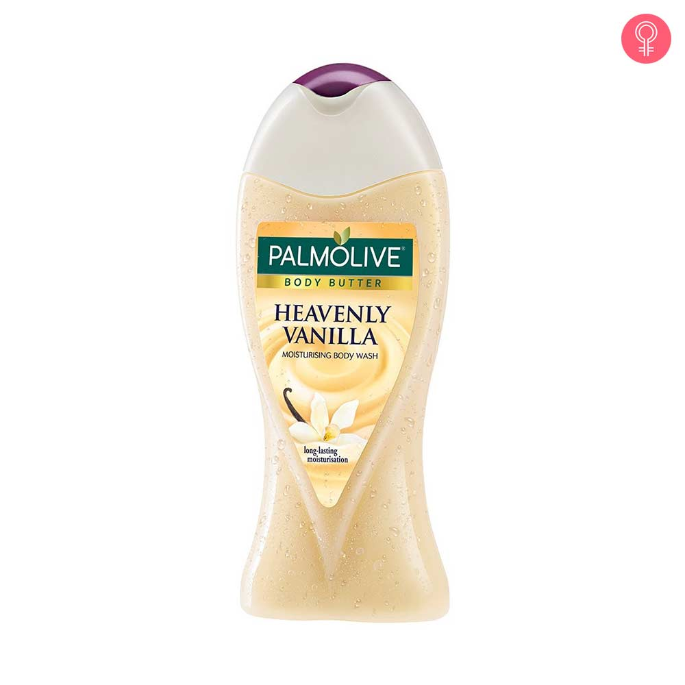Palmolive Body Butter Heavenly Vanilla Body Wash