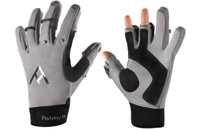Palmyth Flexible Fishing Gloves