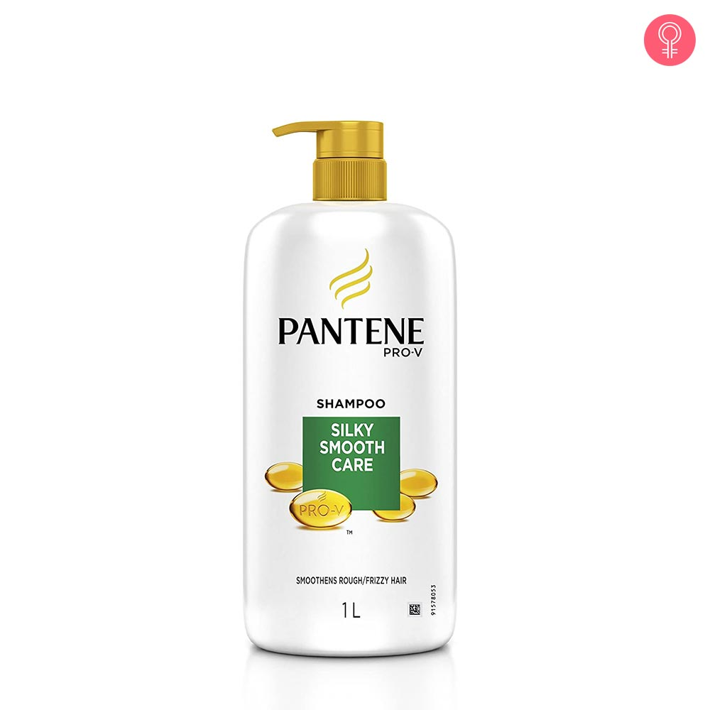 Pantene Pro-V Silky Smooth Care Shampoo