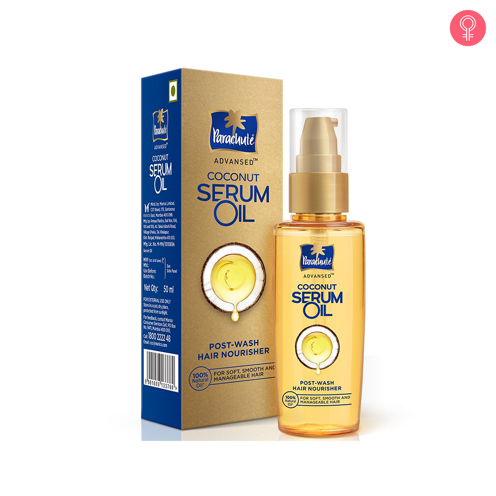 Parachute Advansed Coconut Hair Serum Oil
